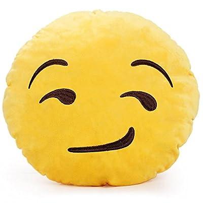 YINGGG Emoji Pillow