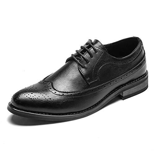 Oxford Zapatos cuero hombre