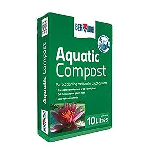 Bermuda Aquatic Pond Compost (10L)
