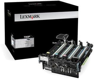 Lexmark CX 310 dn -Original Lexmark 70C0P00 / 700P - Photoconducteur Noir -40000 pages