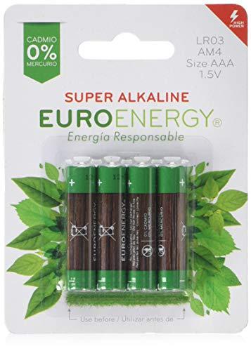 Pila euroenergy alcalina lro3 4u