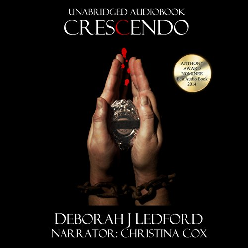 Crescendo audiobook cover art