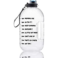 Bottled Joy BPA Free 128oz Large Water Bottle