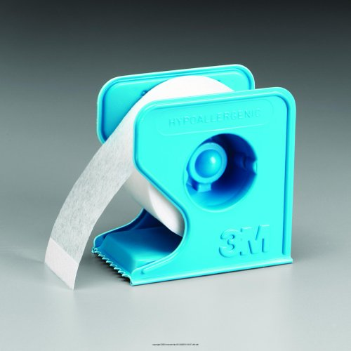 3M Micropore Surgical Paper Tape with Dispensers, 3""