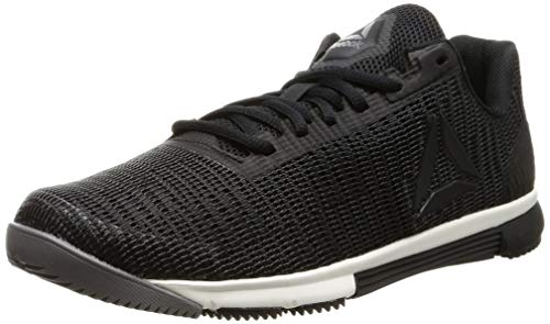 Reebok Speed TR Flexweave, Zapatillas de Deporte para Hombre, Multicolor (Shark/Black/Chalk 000), 44.5 EU