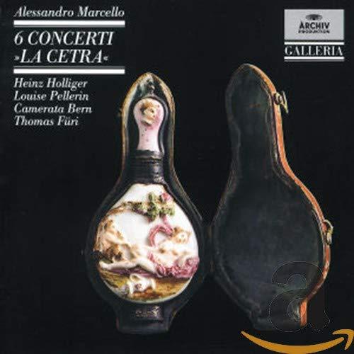"""Price comparison product image Marcello: 6 Concerti 'La Cetra"""""""