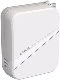 多摩電子工業 AC充電器+Wi-Fiルーター FSK15