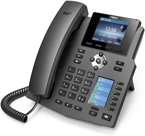 Fanvil SIP-Phone X4 - VoIP-Handy - SIP
