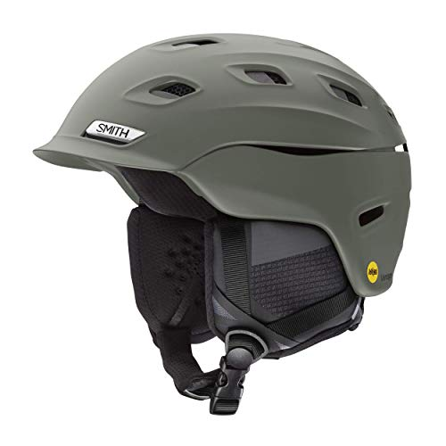 Smith Vantage MIPS Snow Helmet (Matte Sage, X-Large 63-67cm)