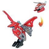 VTech- Alan, El Pteranodón Helicóptero Dinosaurio Interactivo, Multicolor (3480-192122)