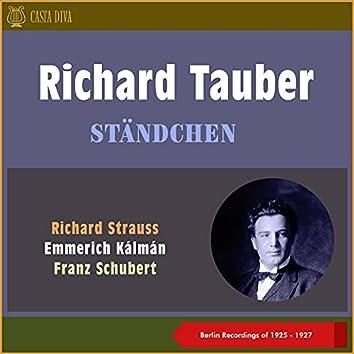 Ständchen (Berlin Recordings of 1925 - 1927)