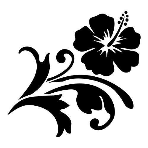 kleb-Drauf | Blumenranke | Verschiedene Größen und Farben | Wandtattoo Wandaufkleber Wandsticker Aufkleber Sticker | Wohnzimmer Schlafzimmer Kinderzimmer Küche Bad