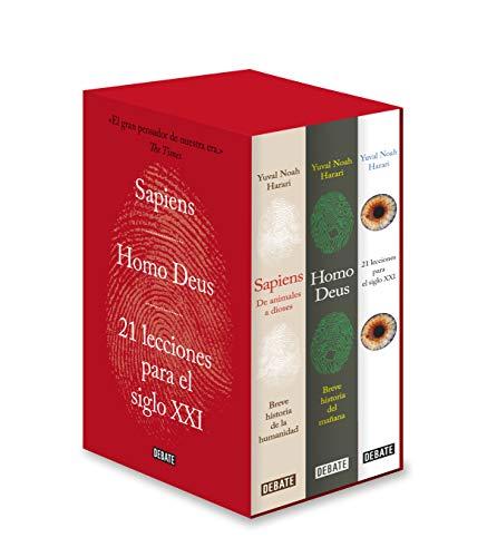 Obra completa: Estuche con: Sapiens | Homo Deus | 21 lecciones para el siglo XXI: 18041 (Historia)