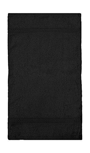 adidas Rhine Gäste-Handtuch Chal, Schwarz (Black 101), Talla única para Mujer
