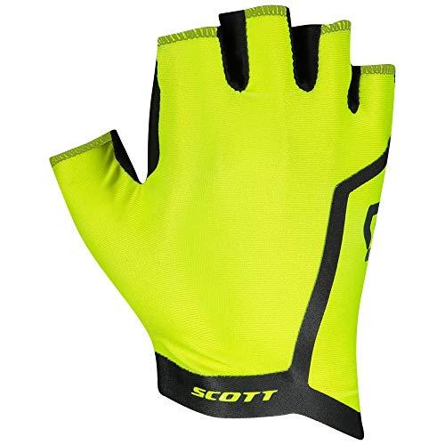 Scott Perform 2021 - Guantes cortos para bicicleta, talla XL (11), color amarillo