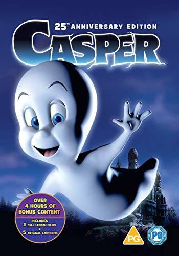 Casper 25th Anniversary Edition [DVD] [2020]