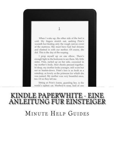 Kindle Paperwhite - Eine Anleitung fur Einsteiger