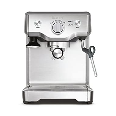 Breville Duo Temp Pro Espresso Machine, Stainless Steel