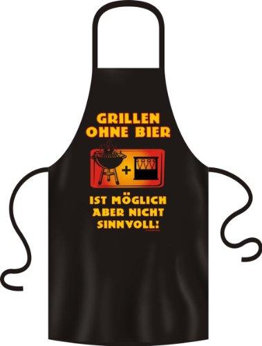 Grillschürze Original Rahmenlos ® Grillen ohne Bier