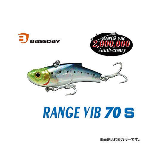 Bassday レンジバイブ 70S HA-361(クリアーアワビイワシ)