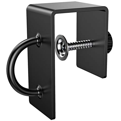 OUUO Heavy Duty Door Anchor Attachment for Resistance Exercise Bands (Anchor Single)