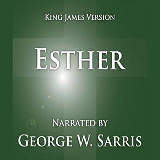 The Holy Bible - KJV: Esther audiobook cover art