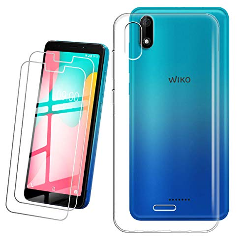 QFSM 1 PCS Skin Protettiva Case Cover per Wiko Mobile Y60 (5.45