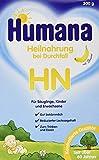 Humana HN Heilnahrung, Spezialnahrung bei Durchfall, mit Mineralstoffen, Spurenelementen & Vitaminen, als Brei und Milch, von Geburt an, 300 g