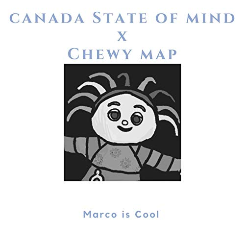 Canada State of Mind x Chewy Map