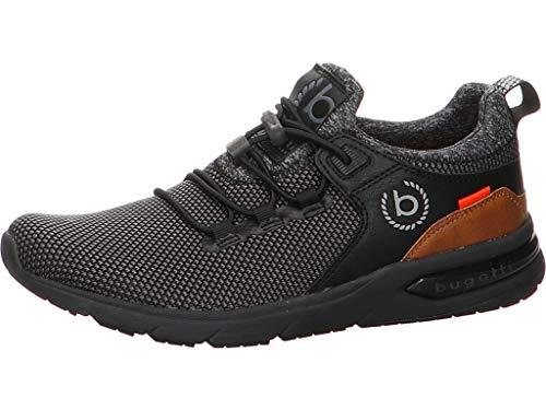 Bugatti Herren Sneaker Numbis 342658606950-1015, Grau, 47 EU