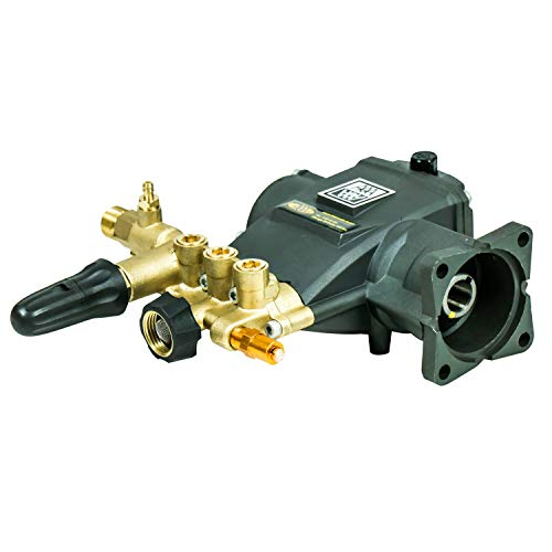 AAA Pumps 90036 AAA Technologies Triplex Plunger Pump Kit 3200 PSI at 2.8 GPM