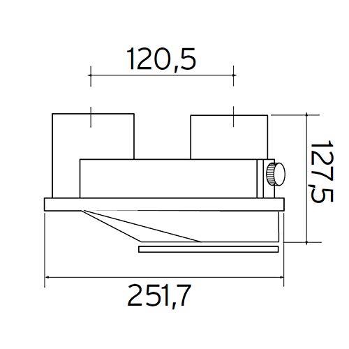 Vaillant 0020207070Kit Splitter 80/80turboMAG Plus