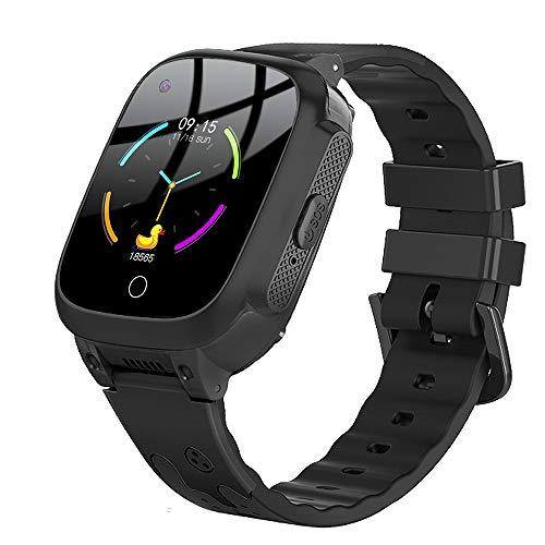 9Tong étanche écran Montre Tracker Enfant Appel Téléphone GPS Smartwatch Enfants Jeux Caméra Montre Intelligente Enfant 4G étanche SOS pour Fille garçon Cadeau