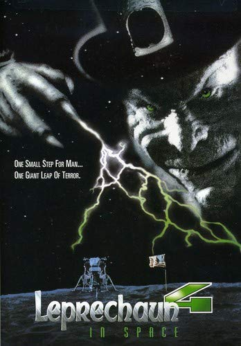Leprechaun 4 in Space [Reino Unido] [DVD]