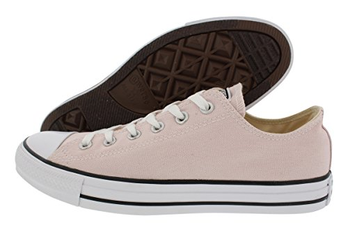 Converse Chuck Taylor All Star OX Unisex Sneakers Barely Rose 159621f (6 D(M) US)