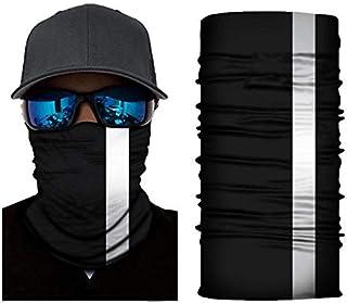 UV Dust Protection, Wind Proof Magic Scarf Rainbow Bandana scarf headband for Men and Women cooling bandana bib Face mask bandana