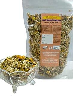 P P Foods Roasted Navaratan Mix/ Healthy Snacks/ Diet Snacks 200 gm