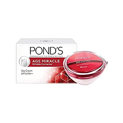 Pond's Age Miracle Wrinkle Corrector Day Cream SPF 18