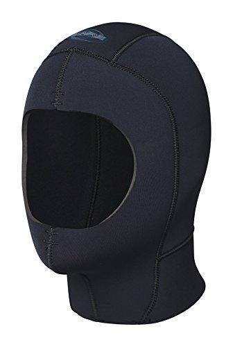 type  Bare Neo Hood 3mm – Kopfhaube S ,schwarz