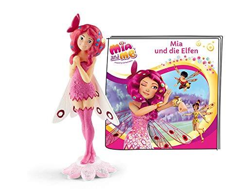 tonies 01-0054 Hörfigur Mia and Me für die Toniebox: Mia und die Elfen