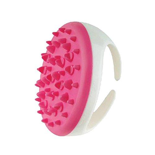 Brosse de bain Abcidubxc - Brosse de massage - Facile à utiliser - Exfoliation et amélioration de la circulation sanguine