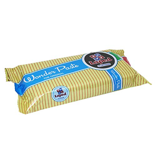 WONDER PASTE Pasta di zucchero colori vari 1kg - LAPED (nera)