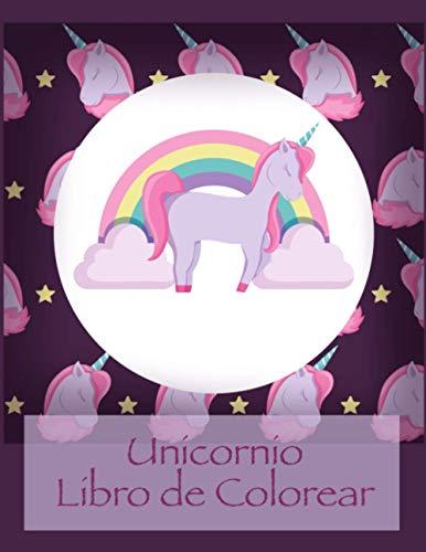Unicornio Libro de Colorear: Un libro para colorear Interesante Para los niños y para niños Edad 2-5 con 100 diseños divertidos