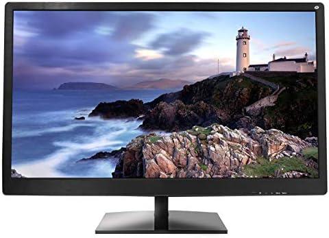 SVD 28-Inch Professional 4K UHD LED Security Monitor, 3840 X 2160 (4K) RESOLUTION, BUILD-IN 3D COMB FILTER & DE-INTERLACE, QUAD/PIP/POP DISPLAY, 3X HDMI + 1X DP VIDEO INPUTS, 1.073G COLOR, SLIM DESIGN