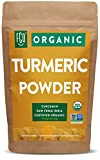 Organic Turmeric Root Powder w/ Curcumin | Lab Tested for Purity |...