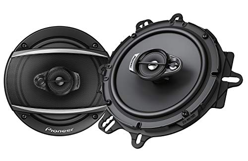 PIONEER TS-A1670F - 165mm / 16,5cm 3-weg coax luidspreker/boxen voor FIAT Ducato/Citroen Jumper/Peugeot Boxer - 70 Watt RMS / 320 Watt MAX