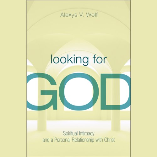 Looking for God audiobook cover art