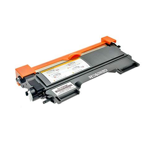 Logic-Seek Toner kompatibel für TN-2220 TN-2010 Brother MFC-7360N HL-2240DR L HL-2250DNR HL-2270DW HL-2130 DCP-7055 DCP-7057 HL-2132 DCP-7055 W HL-2130 R - XXL Füllmenge, Schwarz 5.200 Seiten