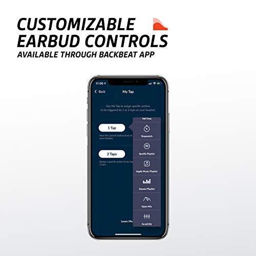 BackBeat フルワイヤレスイヤホン マイク対応 BACKBEAT-PRO-5100 リモコン マイク対応 ワイヤレス 左右分離 Bluetooth
