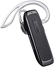 Bluetooth Headset, Marnana Wireless Bluetooth Earpiece with 18 Hours Playtime and Noise Cancelling Mic, Ultralight Earphone Hands-Free for iPhone iPad Tablet Samsung Android Cell Phone Call-Upgraded